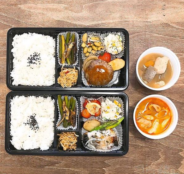 コワーキングスペースmocco(モコ)加古川店内「ひらく食堂」テイクアウトお弁当 販売開始!
